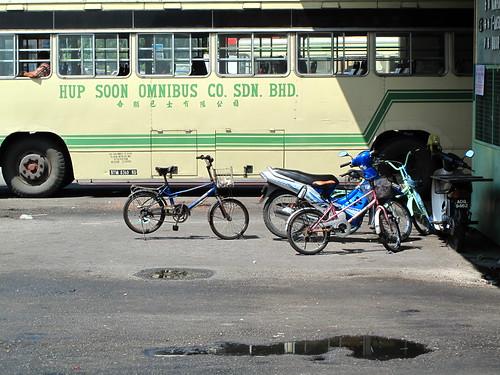 IMG_8498 Kampar Bus Station , 金宝巴士车站