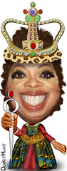 Oprah Winfrey, The Queen