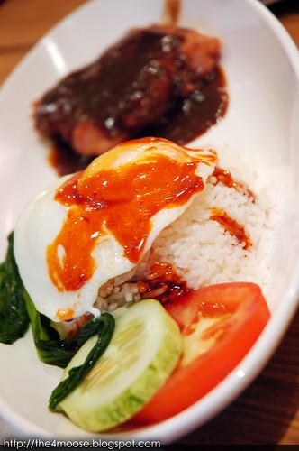 Xin Wang Hong Kong Café - Black Pepper Chicken Chop