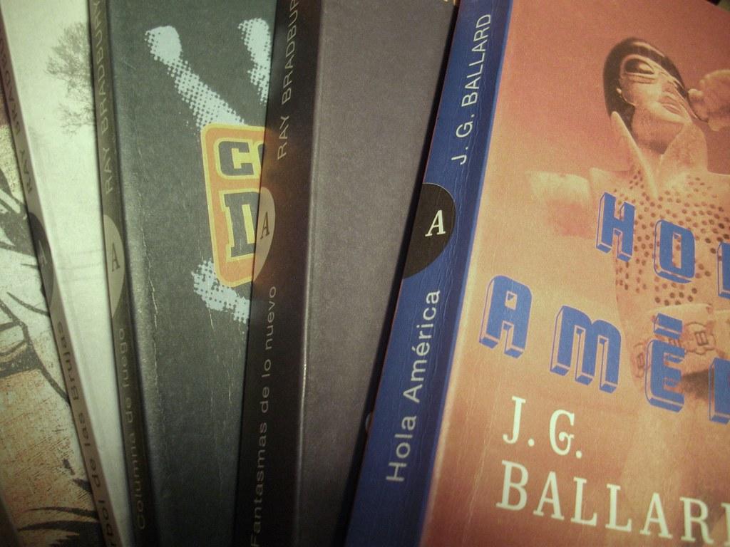 Mr Ray Bradbury & Mr J.G Ballard