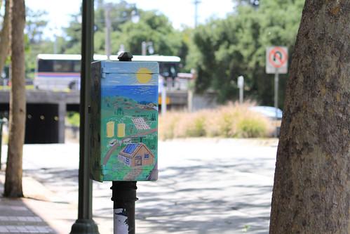 Stanford - buzones en Palo Alto