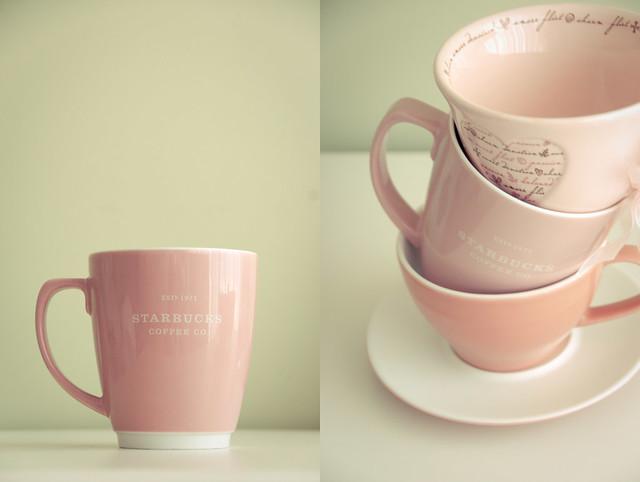 Starbucks Pinkness