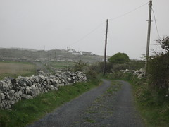 One Track Road near Ballyconneely Ireland
