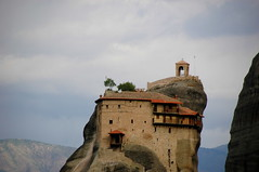 """Meteora Temple • <a style=""""font-size:0.8em;"""" href=""""http://www.flickr.com/photos/46808277@N08/4624856967/"""" target=""""_blank"""">View on Flickr</a>"""