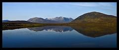 Ben Alder (Peter1297 (the finger)) Tags: reflection landscape scotland nikon benalder lochpattack