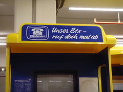 Museum für Kommunikation - Depot Heusenstamm - Btx 03 (KlausNahr) Tags: museum post frankfurt mfk museumfürkommunikation btx telekommunikation heusenstamm bildschirmtext depotheusenstamm