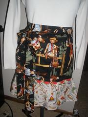 VCS apron