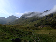 Kirk Fell in the morning mist (topdogdjstew) Tags: lakedistrict ennerdale calendarshot blacksail kirkfell unature