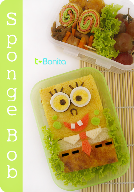 Sponge Bob Bento 1