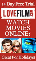 Free 14 day trial - Watch movies online whilst on holiday or travelling!