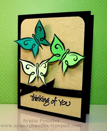 Embellish Challenge DeNami Butterflies (2)