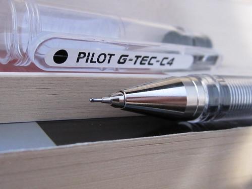 Pilot G-Tec-C4