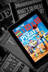 Wired (michaeljosh) Tags: wired wiredmagazine tuaw ipad nikkor50mmf14d selectivecoloring project365 nikond90 digitalmagazine michaeljosh