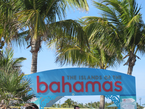 Welcome to the Bahamas