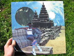 Edibles - Other Minds Meet Inner Space LP - DNT