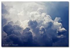 Cumulonimbus (Sebastian.Schneider) Tags: sky cloud nature clouds germany deutschland skies hessen cloudy natur himmel wolke wolken cumulus cumulonimbus wolkig kumulus ldk haiger lahndillkreis kumulonimbus lahndill slidersunday
