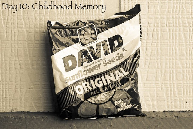 Day 10: Childhood Memory