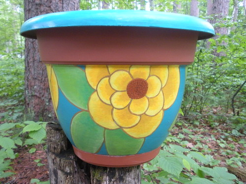 Karen's Flower Pot