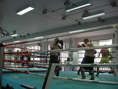Koh samui- Muaythai training @ superpro samui0019