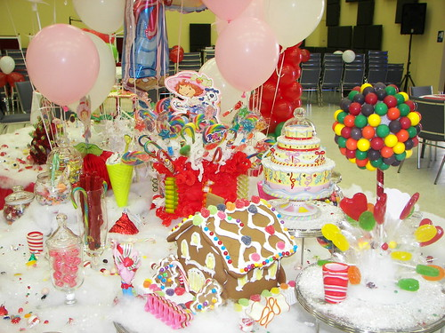 Strawberry Shortcake Candyland Birthday Party Decorations