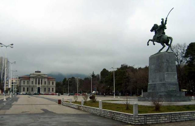 Πελοπόννησος - Αρκαδία - Δήμος Τρίπολης  Πλατεία Αρεως, Τρίπολη