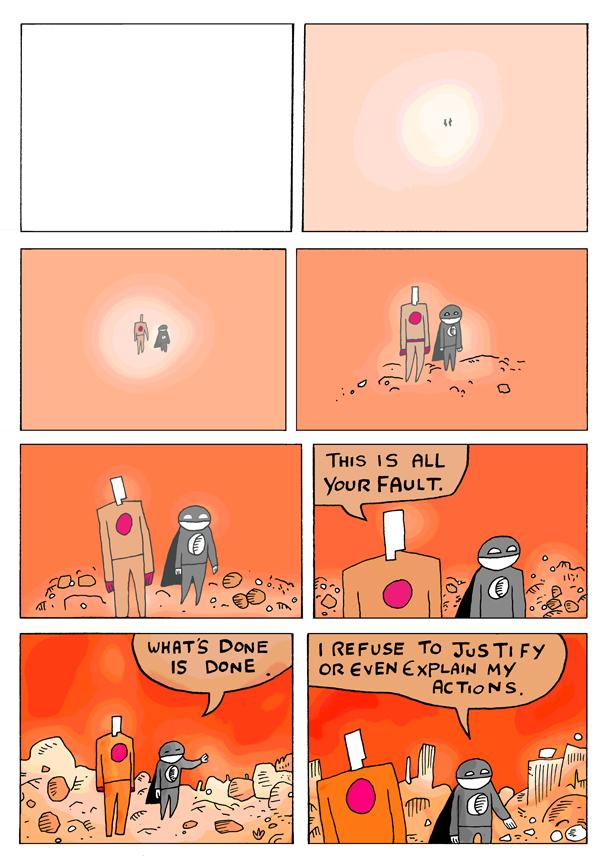 San Diablo Page 1