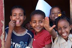 Ethiopia, school kids