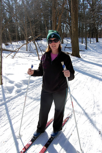 Libby XC Skiing