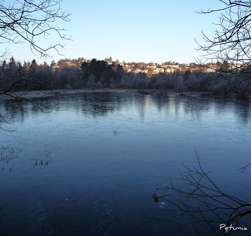 Birkelandsvannet januar
