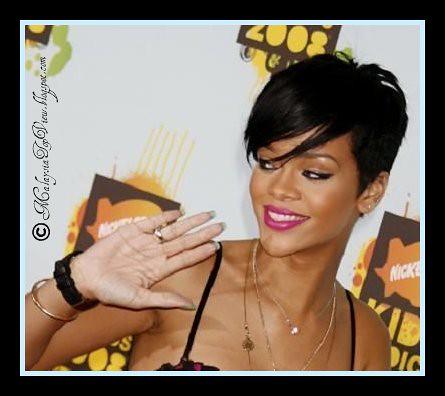 Rihanna by you.
