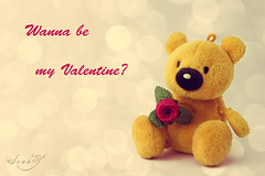 Wanna be my Valentine? (Pink Pixel Photography (f.k.a. Sunny)) Tags: bokeh loveisintheair sigma1770mm canoneos400d everywhereilookaround hppt wannabemyvalentine happyprettypinktuesday thisweeksthemepinkvalentine myluckycharmathighschool willstdumeinvalentinsschatzseinhihi honighasiichliebdichberalles