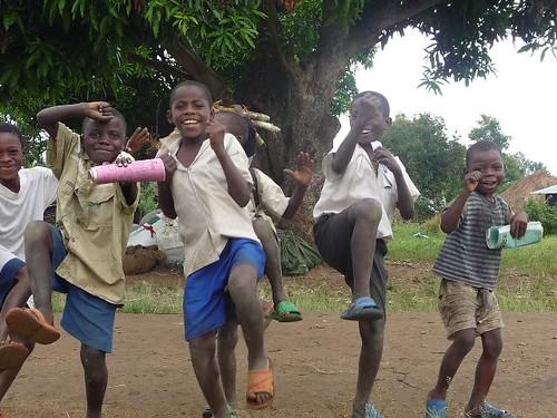 Enfants Goma