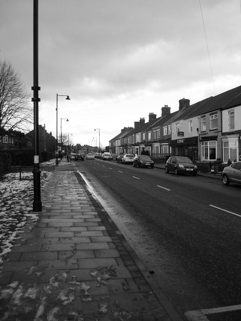 Chilton High Street (Durham Road)