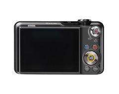 Black Back Casio Exilim EX-FC100 digital camera