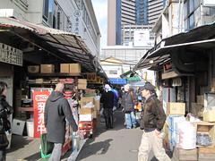 築地場內市場