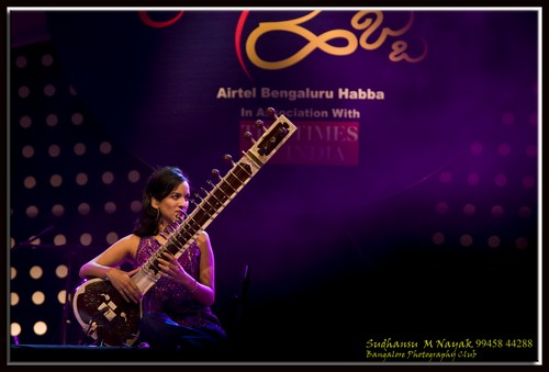 21st Feb-Palace Grounds-Anoushka Shanker show-02