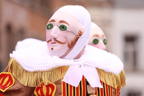 Carnaval de Binche 2011 en Photos