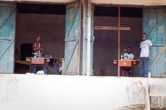 Textile Workers of Blama (unipus) Tags: africa sierraleone blama