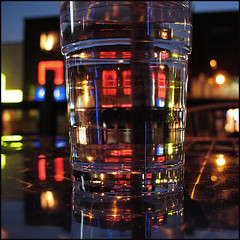 Just water please... (NaPix -- (Time out)) Tags: canada reflection 6x6 water glass night wednesday square nightshot quebec bokeh montreal clear explore topten 500x500 explored explorefrontpage hbw explore1 exploretopten napix why17 uleftmeinawe mywifeisaneonataldoctor notahusselbad