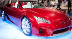 Lexus,. (D3 Photography) Tags: show car 50mm nikon f14 sigma melbourne international 2009 d3