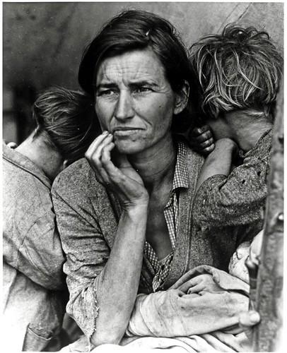 Migrant Mother, Nipomo, California
