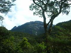 Summit View from Base Camp (Sobk) Tags: nature trek hiking walk extreme hike adventure borneo mountkinabalu sabah treking worldchallenge elevation40004500m altitude4095m summitmtkinabalu mountainscrocker
