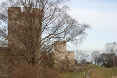 City Wall (Let Ideas Compete) Tags: island spring sweden ramparts april gotland scandinavia scandinavian visby wisby