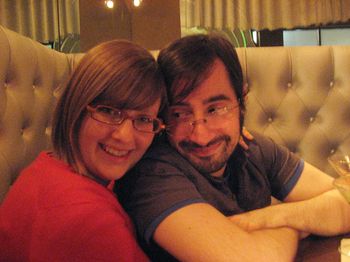 Matt and Aileen Visit