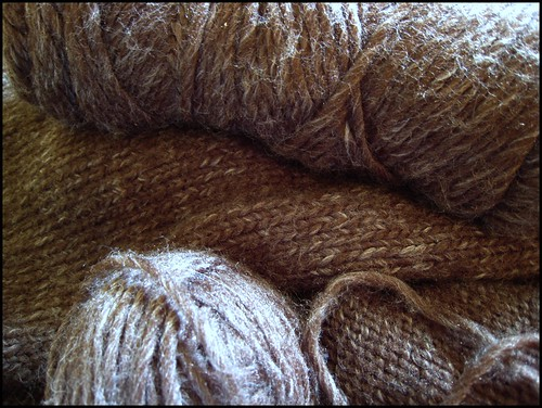 Unknown yarn