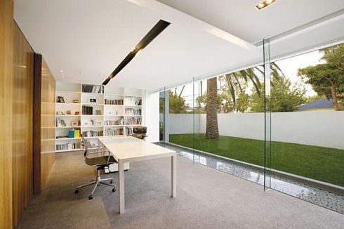 Brighton House minimalist interior design 7