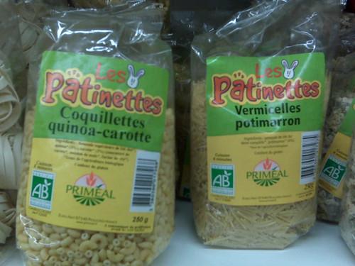 Coquillettes Quinoa-carottes