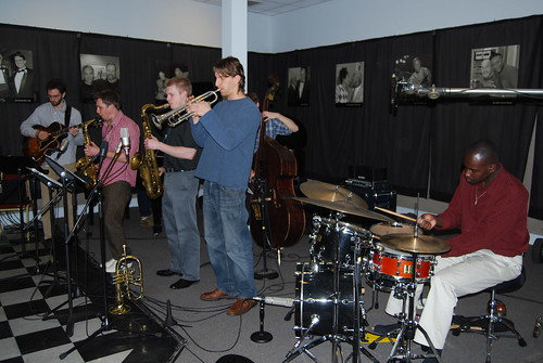 William Patterson University Jazz Septet