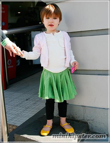 Alice. MiniHipster.com - children's childrens clothing trends, kids street fashion, kidswear lookbook