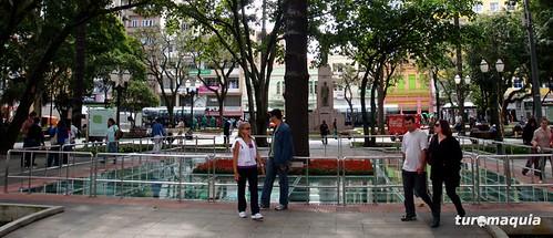Praça Tiradentes-Curitiba